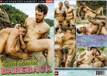 Vídeo Gay Online – Sexo Gay Bareback: Beach Blanket Bareback DVD Completo