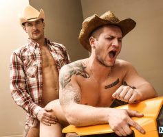 MEN.com – The Ranch Hand Part 1: Allen Lucas & Sean Maygers – Photoset