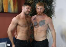 MenOver30 – First Time With A Ginger: Bennett Anthony & Jack Andy – Photoset