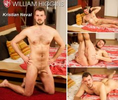 WilliamHiggins – EROTIC SOLO: Kristian Neval – Online