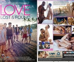 Cocky Boys – Love Lost & Found DVD Completo – Online