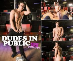 RealityDudes – Dudes in Public: Philippe Strip Club – Download