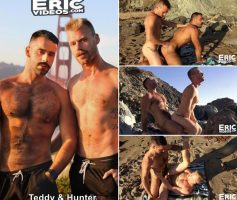 Eric Videos – Sexo Gay Bareback: Teddy Torres & Hunter – Online