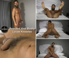 TheGuySite – Bearded And Bushy: Lucas Knowles – Online