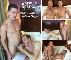 JasonSparksLive –  Bareback in Kansas City: Jack Hunter & Adam Gage – Download