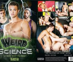 MEN.com – Weird Science: A Gay XXX Parody DVD Completo – Online