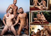 Lucas Entertainment – Manuel Skye Alpha Daddy: Manuel Skye, Jeffrey Lloyd & Drake Rogers – Download