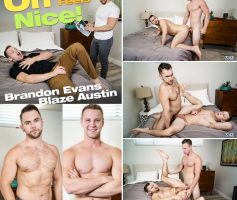 MEN.com – Oh That Feels Nice: Brandon Evans & Blaze Austin – Online