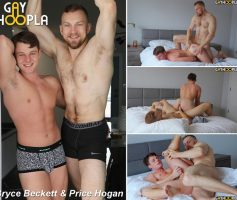 A Mans Man Fuck – Bryce Beckett & Price Hogan – Download