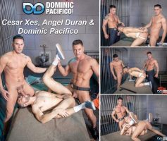 Enchained: Cellblock Tangle – Cesar Xes, Angel Duran & Dominic Pacifico – Download