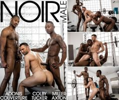 Working Out A Deal – Miller Axton, Colby Tucker & Adonis Couverture – Download