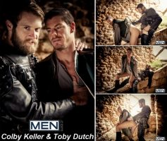 Gay of Thrones Part 4 – Colby Keller & Toby Dutch – Download
