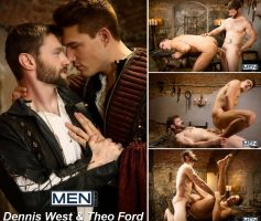 Gay Of Thrones Part 8 – Dennis West & Theo Ford – Download