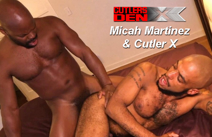 Micah Martinez and Cutler X Cover